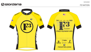 F3 2020 Cycling Kit Pre-Order September 2020