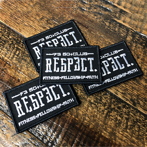F3 RESPECT Patch