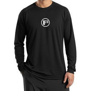 F3 Sport-Tek Dry Zone Long Sleeve Raglan T-Shirt - Made to Order