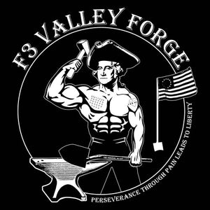 F3 Valley Forge Pre-Order October 2020