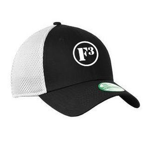 F3 New Era Youth Stretch Mesh Cap - Made to Order