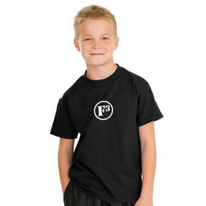 F3 Hanes Youth Tagless Cotton T-Shirt - Made to Order