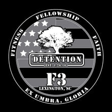 F3 Detention Shirt Pre-Order