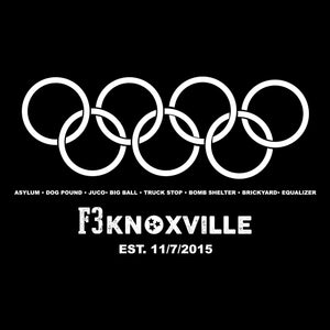 F3 Knoxville Anniversary Shirt Pre-Order