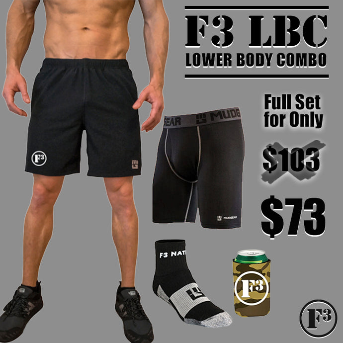 F3 LBC (Lower Body Combo) Sale