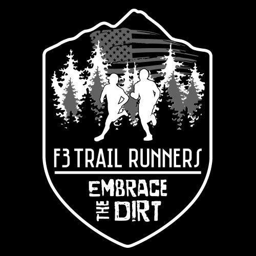 F3 Trail Runners Pre-Order August 2020