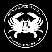 F3 South Wake - Crablegs Shirt Pre-Order 03/19