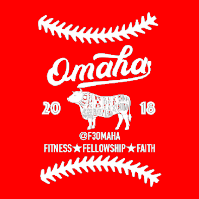 F3 Omaha Red Shirts PreOrder
