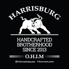 F3 Harrisburg New Logo Pre-Order June 2020