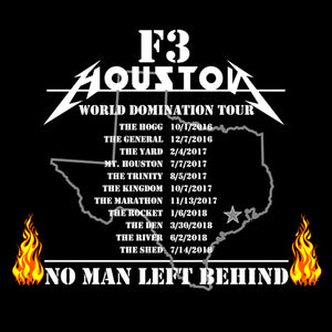 F3 Houston No Man Left Behind Pre-Order