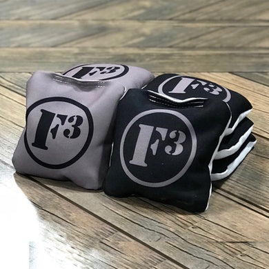 F3 Professional Cornhole Bags - Made to Order