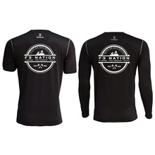 2019 Official F3 Race Jersey - MudGear V3 Shirts Pre-Order (Black)
