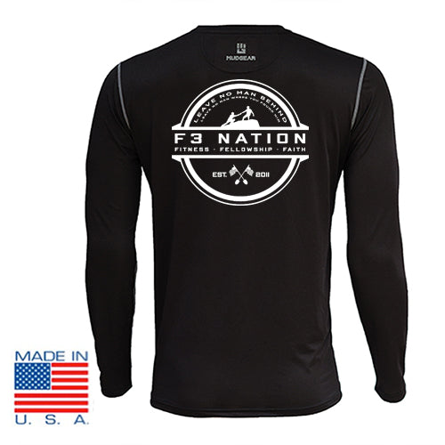 2f4002b64 ... 2019 Official F3 Race Jersey - MudGear V3 Shirts Pre-Order (Black) ...