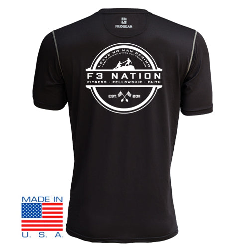 f43540682 2019 Official F3 Race Jersey - MudGear V3 Shirts Pre-Order (Black) ...