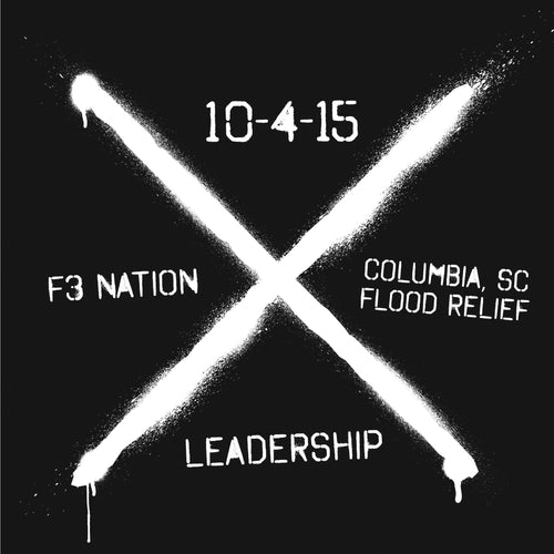 F3 Columbia Flood Relief Benefit Pre-Order