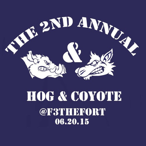 F3 The Fort Hog and Coyote Pre-Order