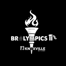 F3 Knoxville Brolympics II Pre-Order 11/19