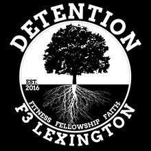 F3 Detention Pre-Order November 2020