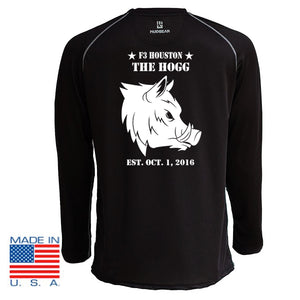 F3 Houston The Hogg Pre-Order