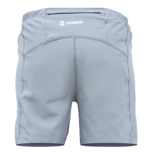 F3 MudGear Men's Freestyle Shorts (Steel Grey)