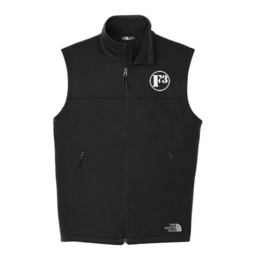 F3 The North Face Ridgeline Soft Shell Vest - Made to Order