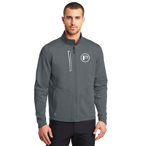 F3 ENDURANCE Fulcrum Full-Zip - Made to Order