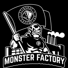 F3 Monster Factory Shirt Pre-Order