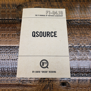 F3 Q Source Book - Signed Copy