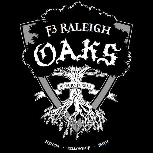 F3 Raleigh Oaks Winter Pre-Order 11/19