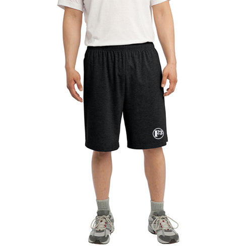 F3 Sport-Tek Jersey Knit Short with Pockets - Made to Order