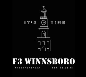 F3 Winnsboro It's Time Pre-Order