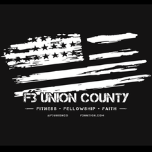F3 Union County Pre-Order July 2020