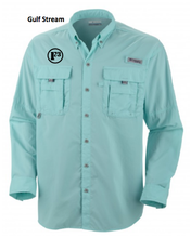 F3 Columbia Fishing Shirt Pre-Order