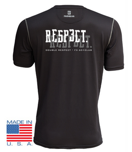 F3 Double Respect Shirt Pre-Order