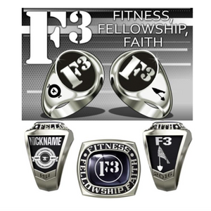 F3 Rings by Jostens - Made to Order