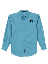 F3 Port Authority Long Sleeve Easy Care Shirt - Made to Order