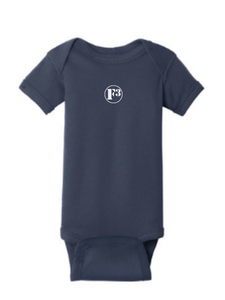 F3 Rabbit Skins Infant Short Sleeve Baby Rib Bodysuit - Made to Order