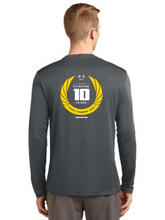F3 10th Anniversary Sport-Tek Long Sleeve Shirts Pre-Order January 2021