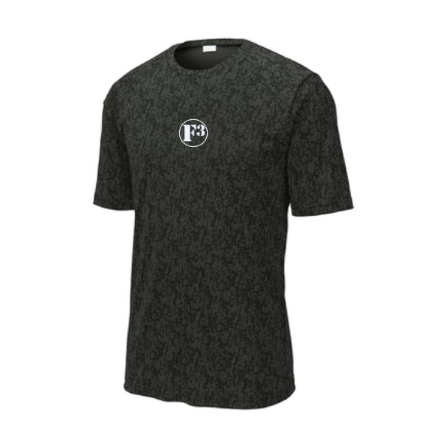 F3 Sport-Tek Digi Camo Tee Short Sleeve - Made to Order