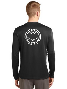 F3 Austin White Logo Pre-Order October 2020