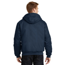 CornerStone Duck Cloth Hooded Work Jacket - Made to Order