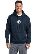 Navy Sport-Wick Fleece Hooded Pullover
