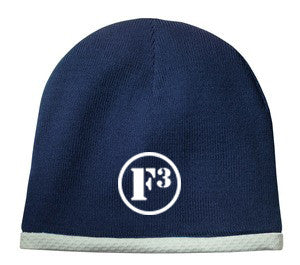 True Navy Performance Knit Cap