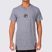F3 Iron Sharpens Iron Tri-Blend Tee - Heather Grey (Black logo)