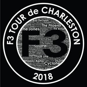 F3 2018 Tour de Charleston Shirts Pre-Order