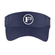 F3 Sport-Tek PosiCharge RacerMesh Visor - Made to Order
