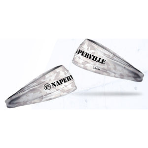 F3 Naperville Junk Headbands - White Camo