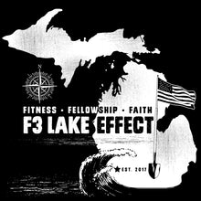 F3 Lake Effect Shirt Pre-Order