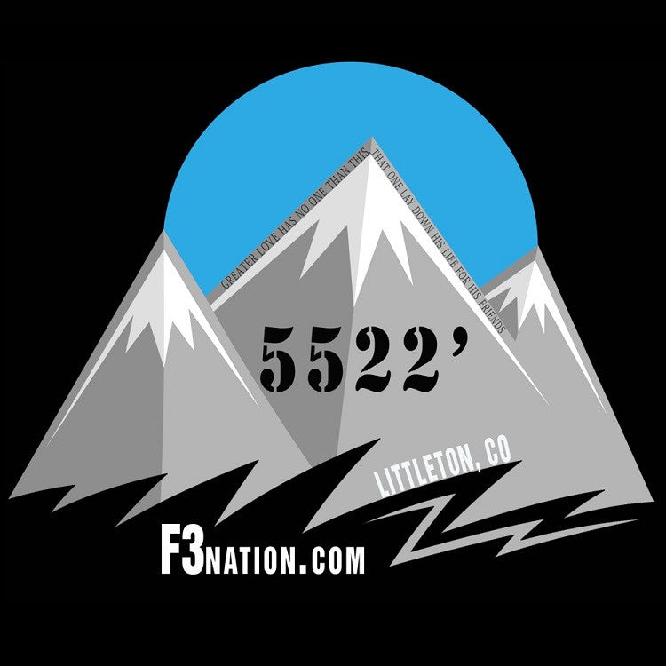 F3 Littleton Logo