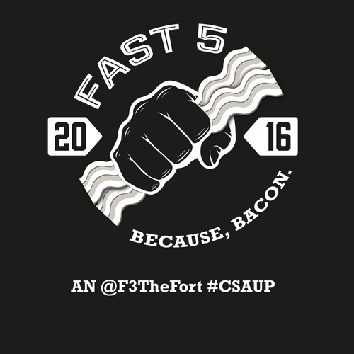 F3 Fast 5 CSAUP 2016 Pre-Order